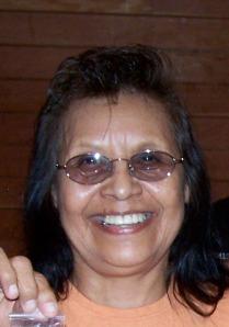 Helen Thompson, former interpreter at the C.H. Nash Museum