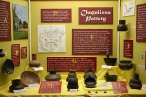 Project 2 - ceramic exhibit